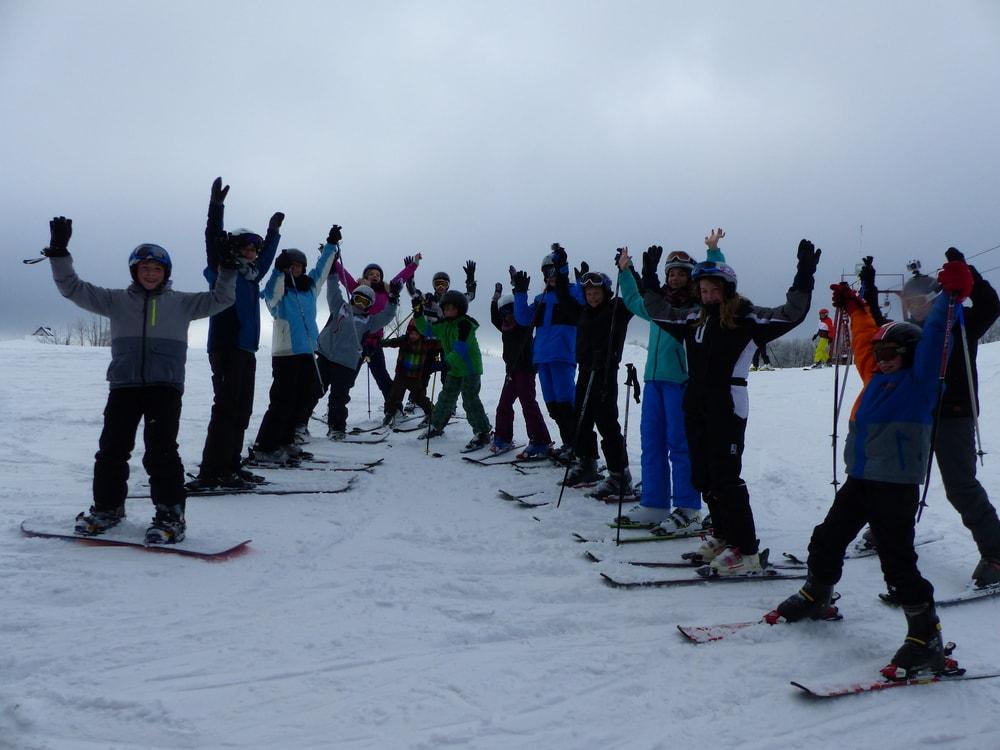 Am Skihang 2