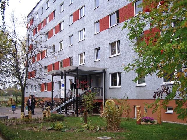 Haupteingang Gästehaus