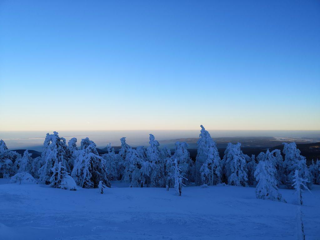Winterferienlager im Erzgebirge