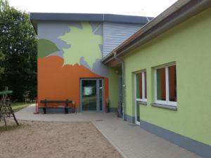 Schülerfreizeitzentrum Innenhof